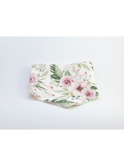 Nákrčník/šatka na krk floral 1