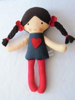 Látková bábika Matilda